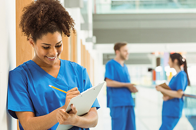 becoming a registered nurse All nurses working in the uk must be registered with usbefore registration, they must have successfully completed a nursing programme of education that is approved by us.